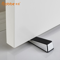 Cabemensemen Block rubber door resistance door wedge door Top Safety windproof door Door Gate Device Locator