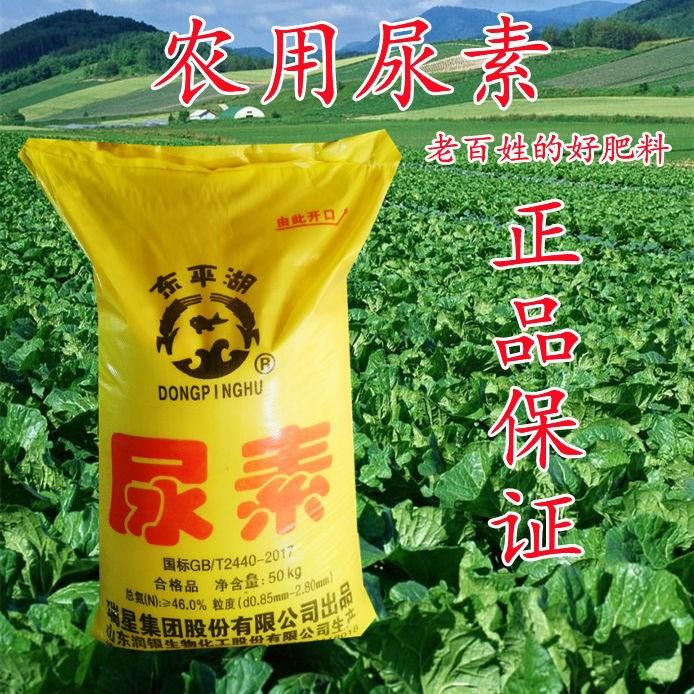Nitrogen fertilizer urea fertilizer agricultural fertilizer wheat rice crop special fertilizer vegetable and flower fertilizer high nitrogen fertilizer