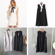 样板房衣帽间整合衣服连衣裙高端女装服饰道具衣柜软装饰品摆件
