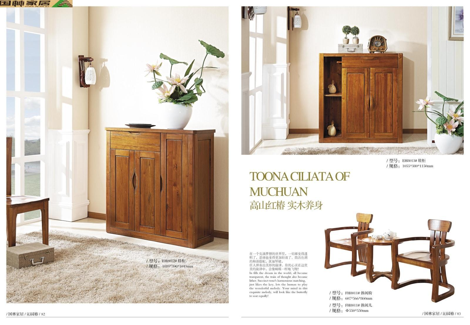 特价包邮多层创意实木鞋柜现代新中式红椿木家具