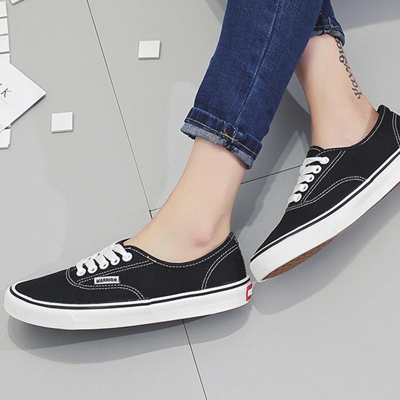 官方正品回力女鞋帆布鞋透气低帮男鞋系带休闲明星款潮流情侣单鞋