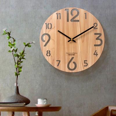 现代简约北欧客厅家用创意石英钟