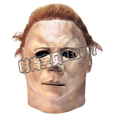 Cosplay accessories props costumes Michael Meyers Adult Halloween Mask