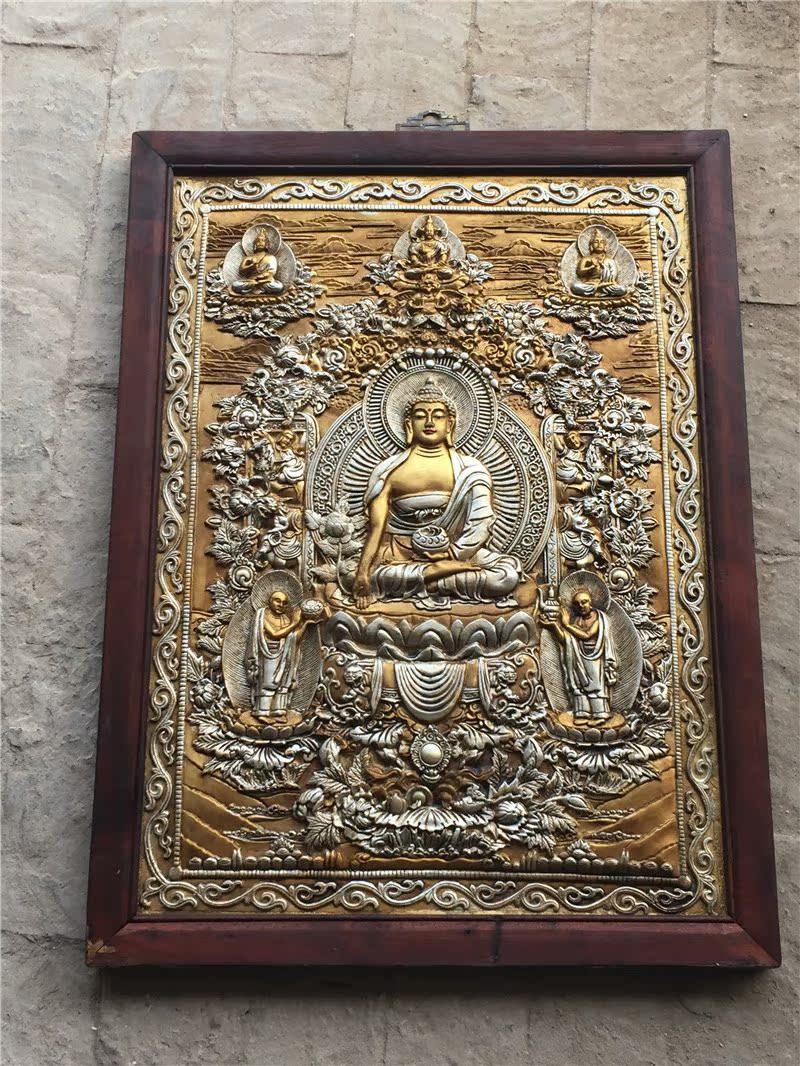 Изображение тибетского Будды Тханки Декоративная Непальская Зеленая Тара белый Тара Будда Сакьямуни Тибетские бодхисаттвы Тысяча рук Будда