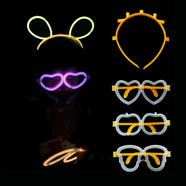Одноразовые химические палочки Свечи палочки Световые палочки Вспышки Палочки Браслеты 100 палочек, 50 палочек