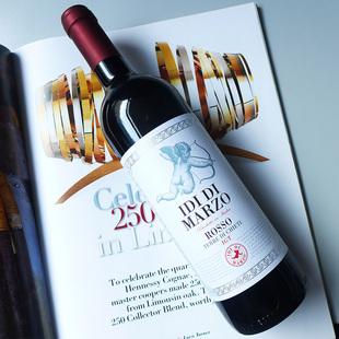 原瓶进口意大利红酒MARZODIIDI依蒂玛尔佐