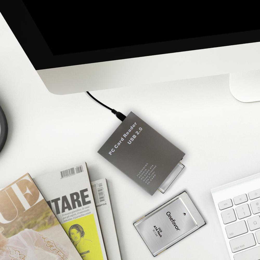 usb2.0转pc ata card工业pc读卡器