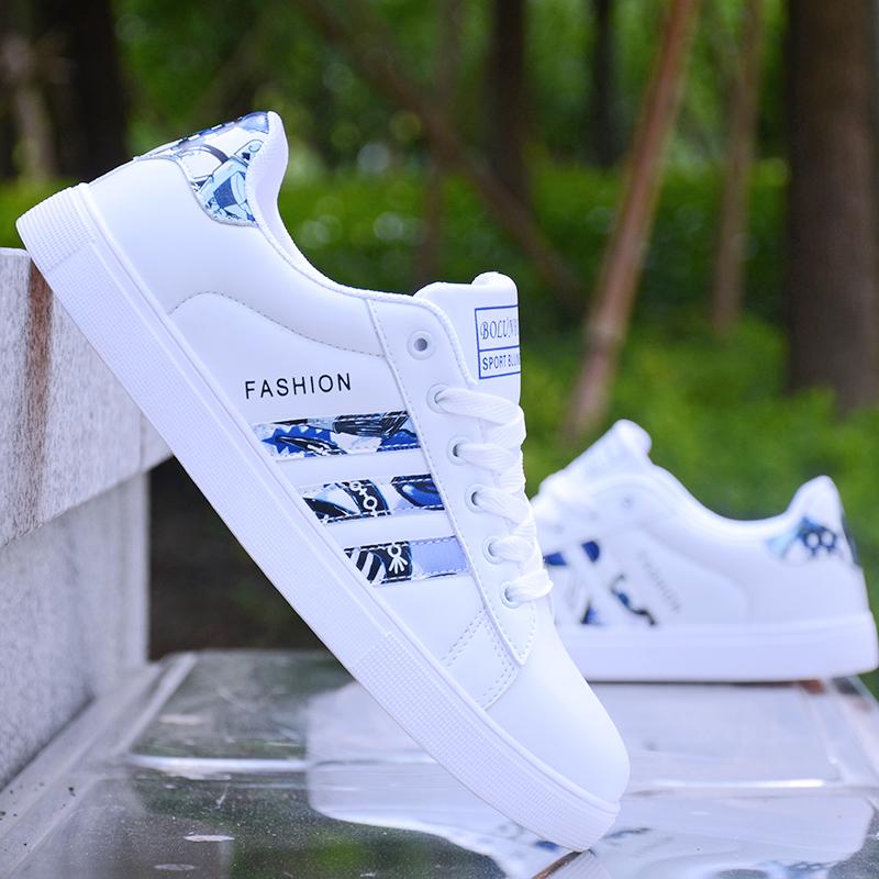 秋季2020新款韩版潮流学生男板鞋