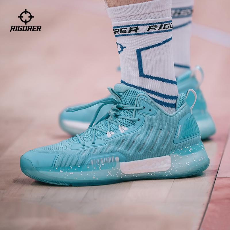【CUBA全明星官方】准者篮球鞋碳板低帮网面实战男运动大码学生潮图片
