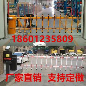道闸杆栅栏杆配件加强加厚小区门口停车栅栏杆大门栏杆停车场门禁