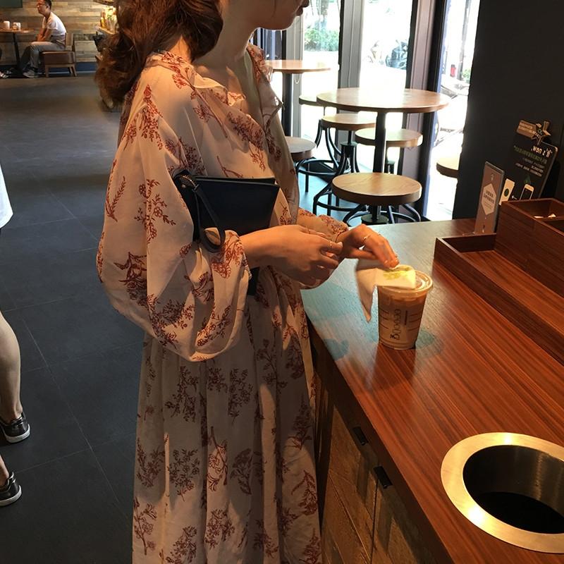 券后68.99元秋冬2019年流行仙女超仙森系长裙