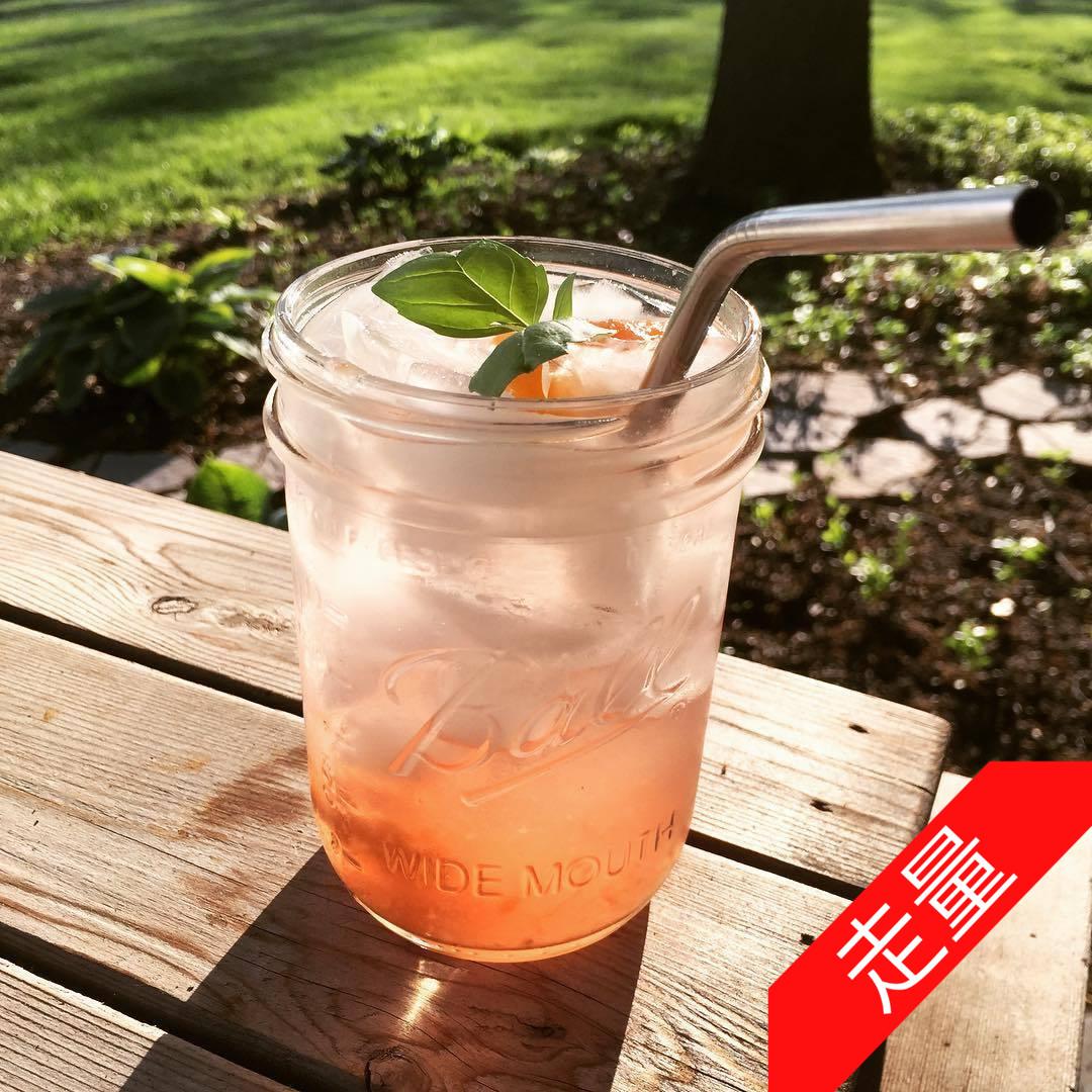 �徜Nball梅森杯咖啡��檬果汁冷�瓶�p食沙拉奶昔大容量玻璃密封罐
