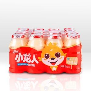 喜乐小龙人乳酸菌发酵营养早餐小瓶整箱95ml*20瓶 年后发货