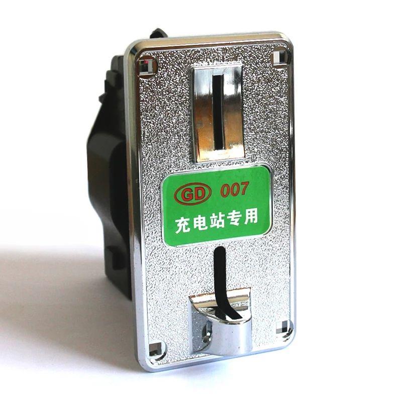 快速充电器电动车小区快速充电站投币器(配件)防钓型充电桩特价
