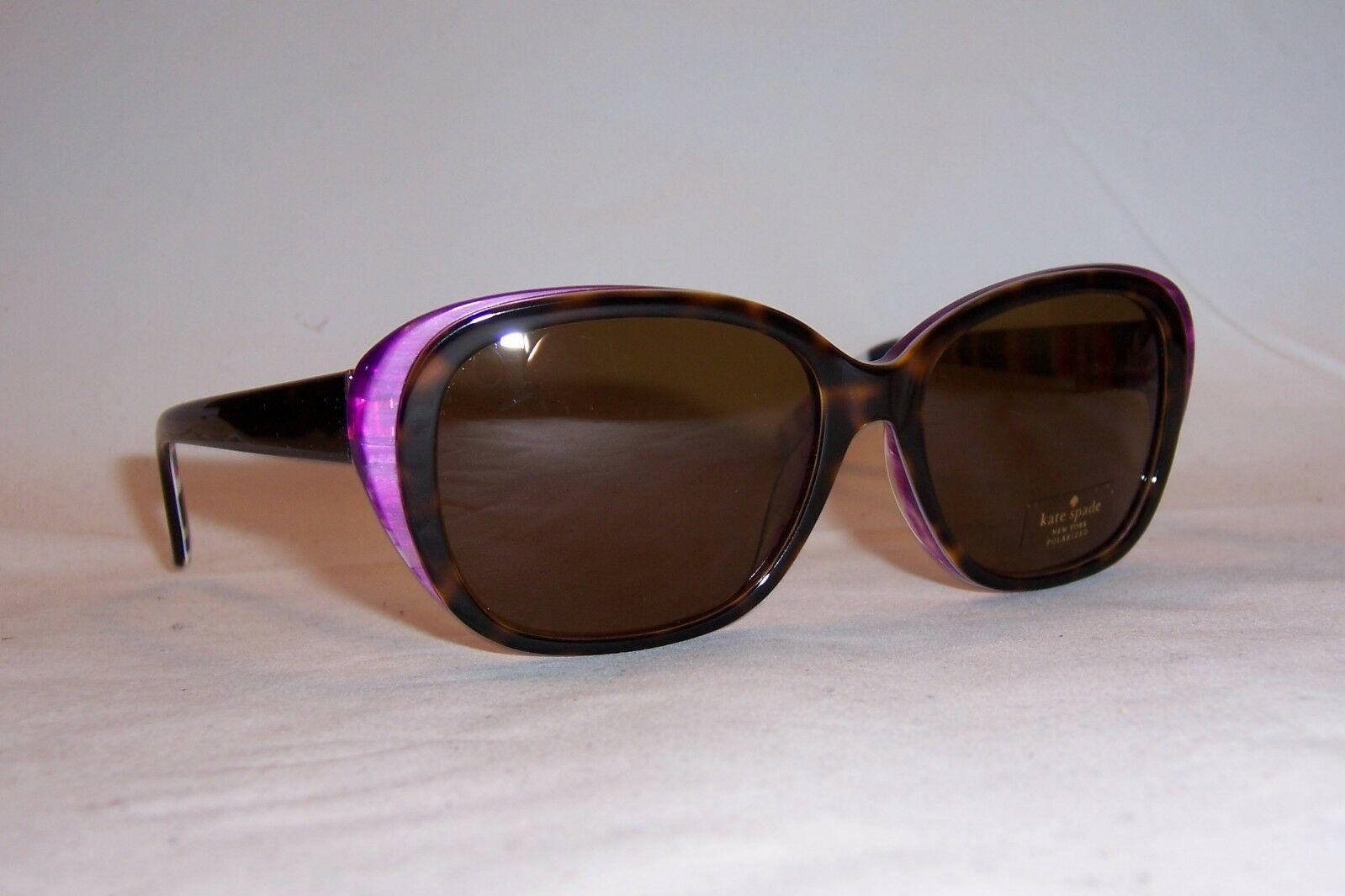 Kate Spade polarized tortoiseshell Brown sunglasses sunglasses Hilde / P / s x72p-vw
