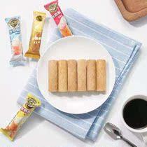 徐福记卷心酥儿时记忆鸡蛋卷夹心饼干甜品小零食网红甜点散装整箱