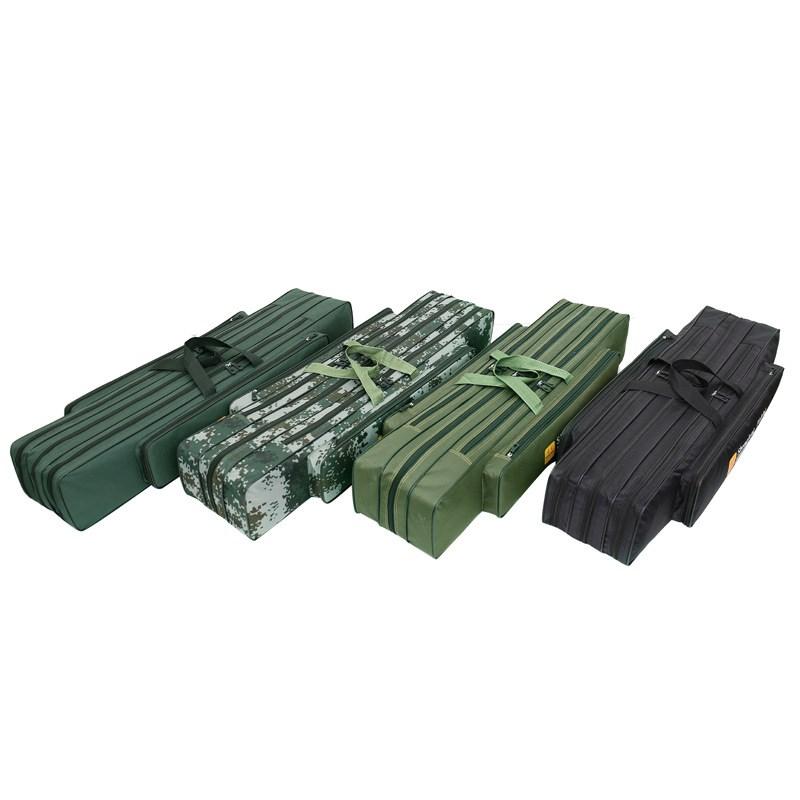 巴乔户外大容量钓鱼包 两三层防水双肩渔具包台钓鱼竿包海杆包