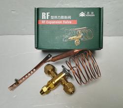 鸿森空调冷库节流阀 RF22-Φ1.0 1.5 3 4 5 内平衡膨胀阀制冷配件