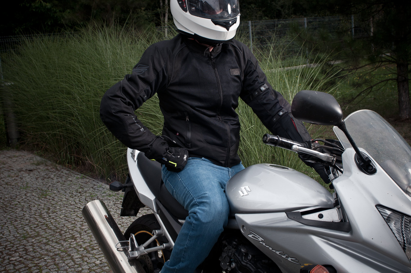 SHIMA诗玛 男士四季上装装备骑行摩托车装  X-MESH气流夹克