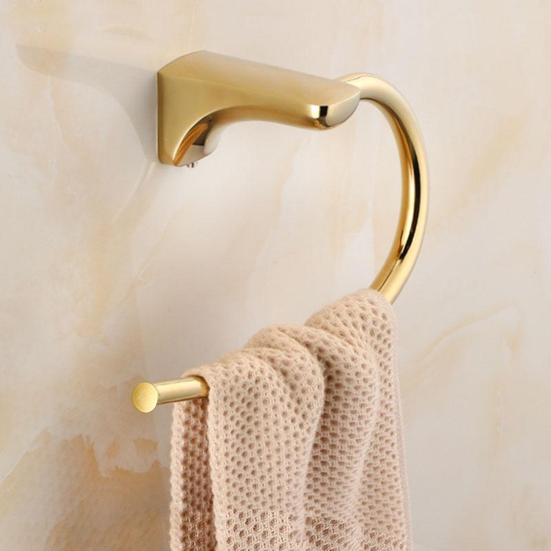 Кольцо вешалка для полотенца Артикул 600270938442