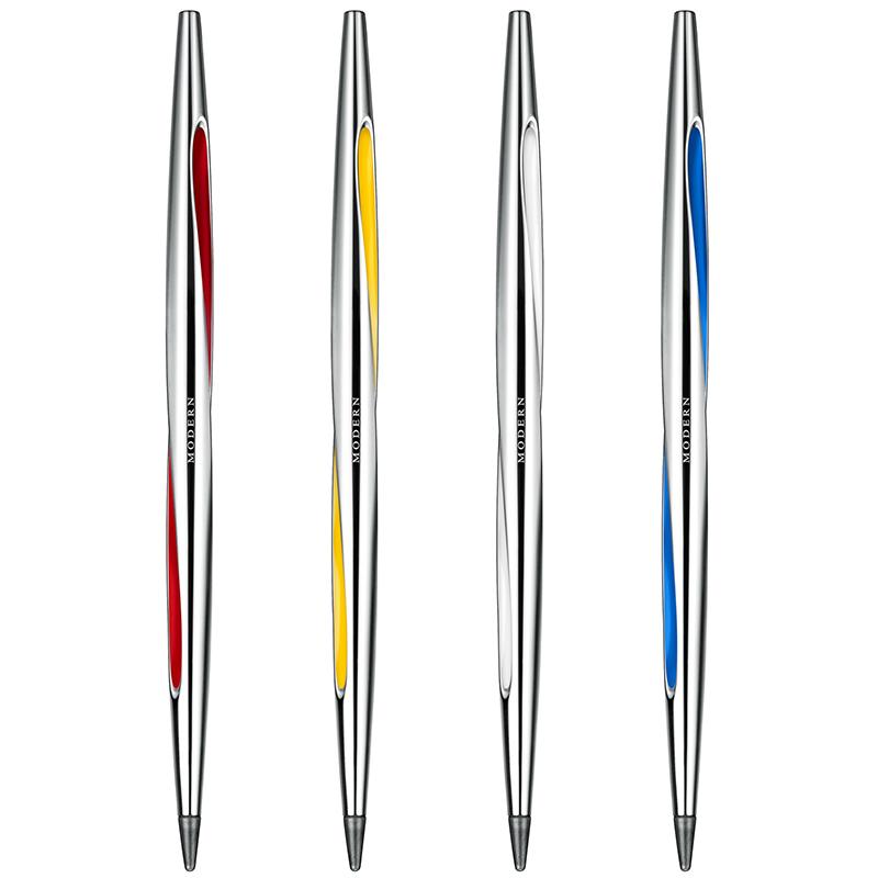 德国Modern创意永恒不用墨水金属铅笔 Forever老不死钢笔学生刻字