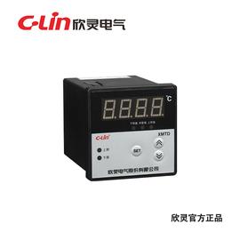 正品欣灵牌XMTD-2201/2202F KE Pt100CU50数显上下限温度控制器表图片