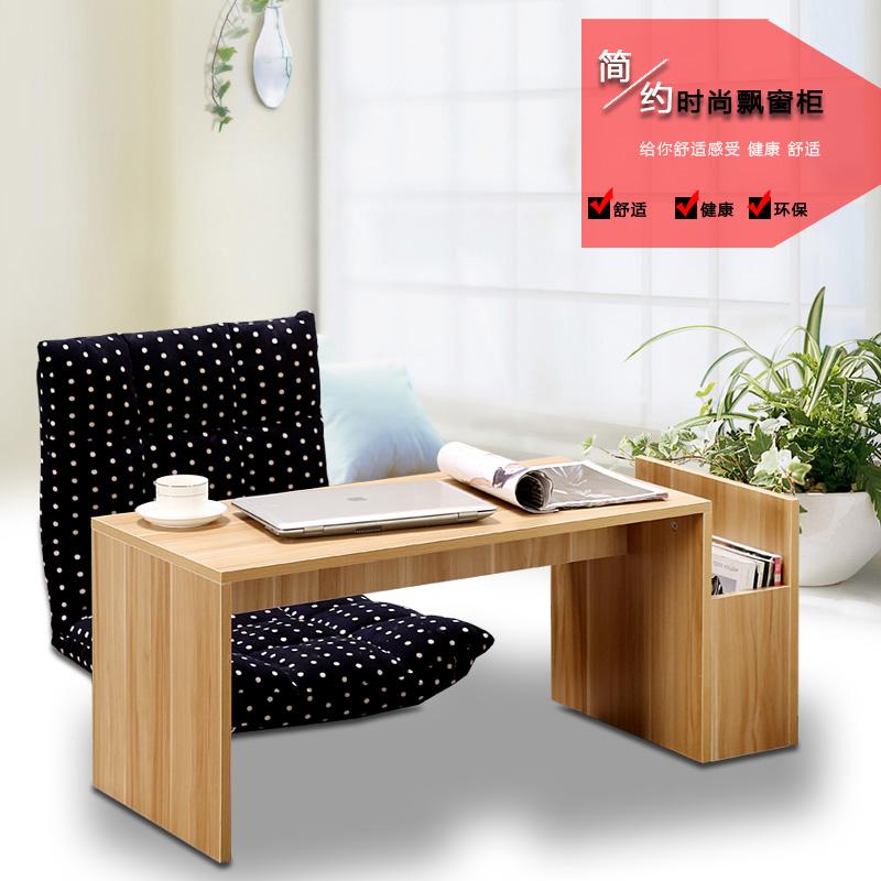 Мини простой кофейный столик эркер стол маленький столик окно тайвань балкон короткая стол творческий татами кофейный столик земля тайвань стол