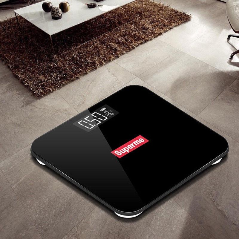 充电电子称家用电子秤体重秤精准成人秤体重称9