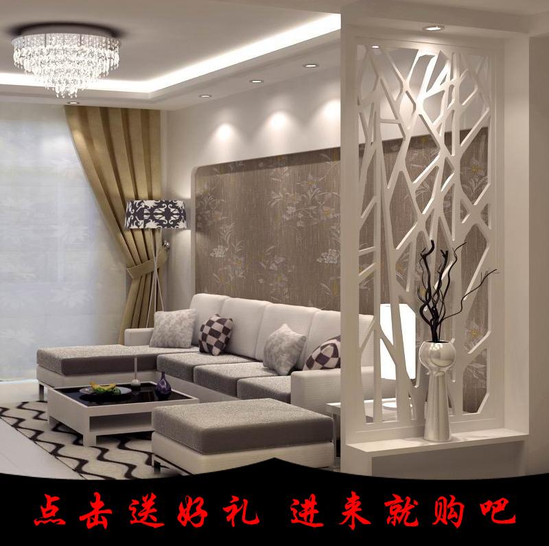 PVC ванная комната гостиная пирсинг отрезать плотность резьба доска экран вход через потолок решёток геометрическом волна