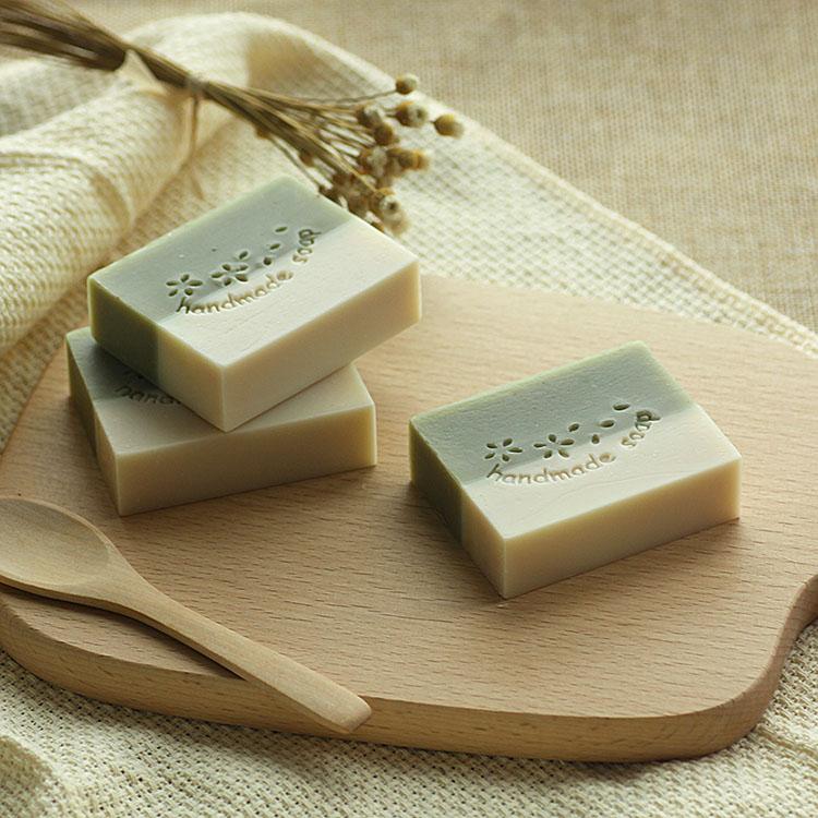 蜂蜜莲子芯美容洁面手工皂洗脸皂洗澡沐浴全身冷制皂香皂伴手礼女