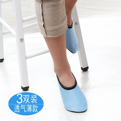 韩版成人地板袜厚底防滑大人室内袜套夏天薄款瑜伽袜子男女士船袜
