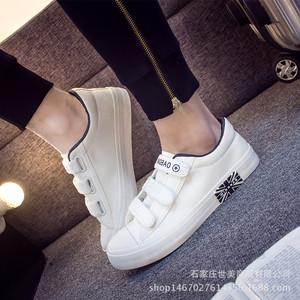 8546白色跑量款低帮休闲透气布鞋经典帆布鞋潮流板鞋涂鸦男鞋