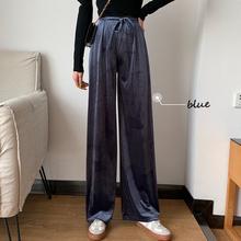 高腰显瘦休闲裤女学生加厚