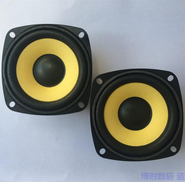 包�]3寸4�W10瓦高音喇叭 3寸喇叭 �S色 全�l 音�音箱 10W�P�器