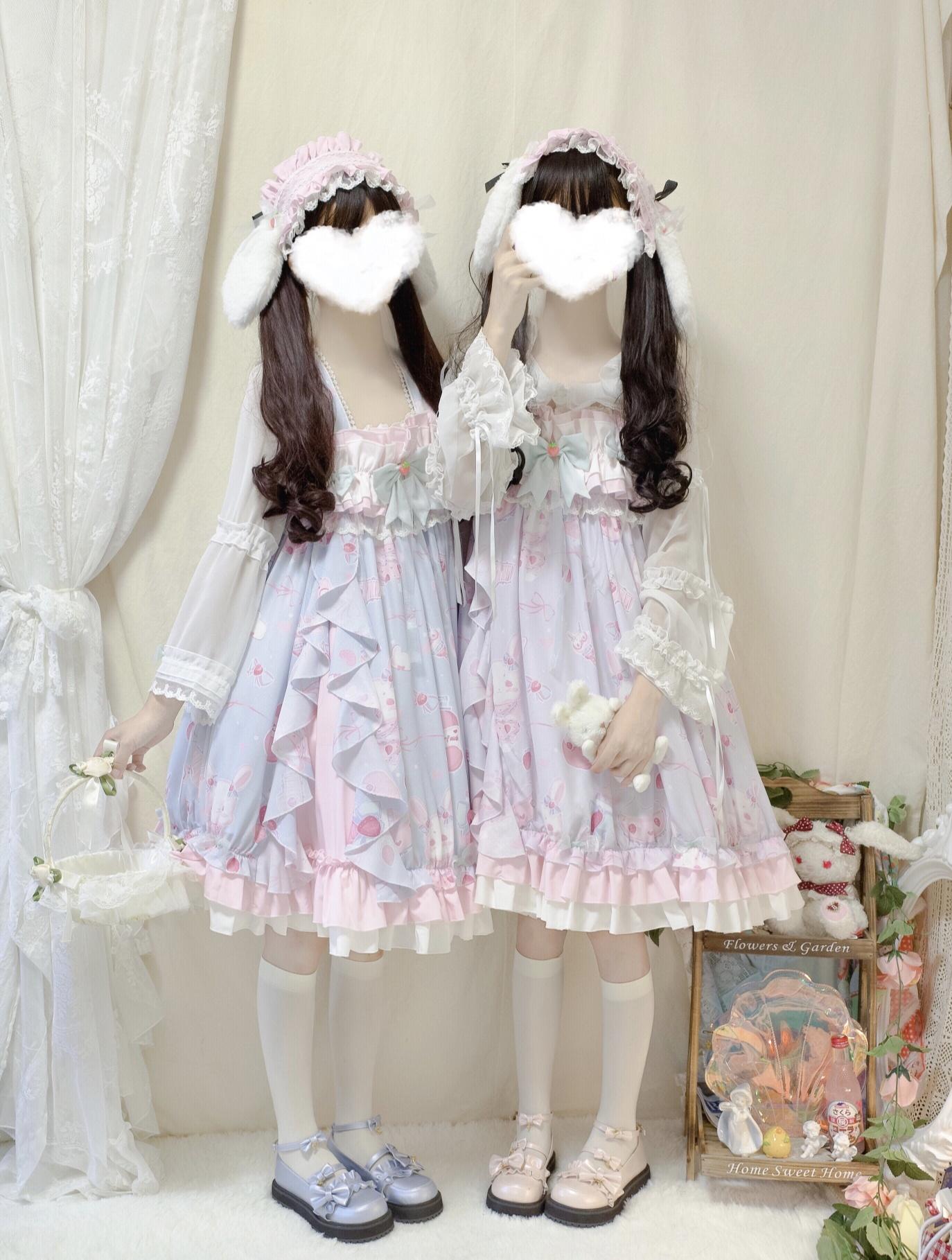 [spot] FFs strawberry original Lolita Dress dropped from stock
