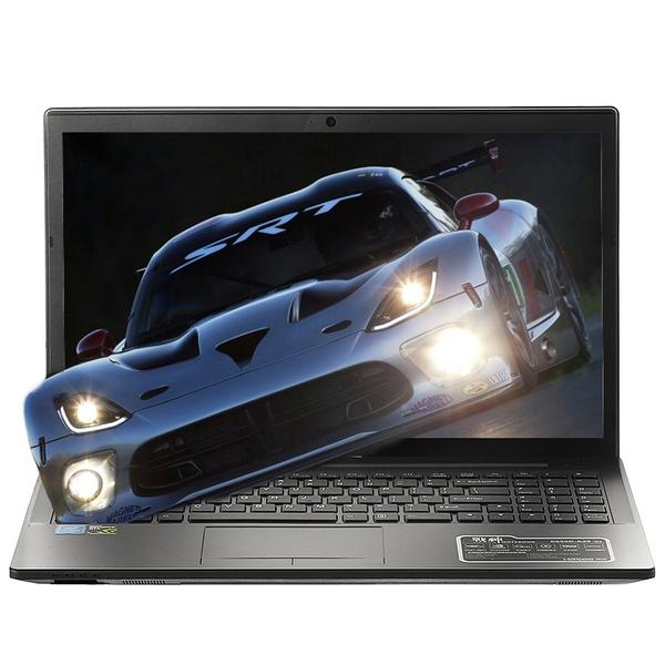 Hasee/神舟 战神 K610D-I7D4酷睿i7独显2G15.6英寸游戏笔记本电脑