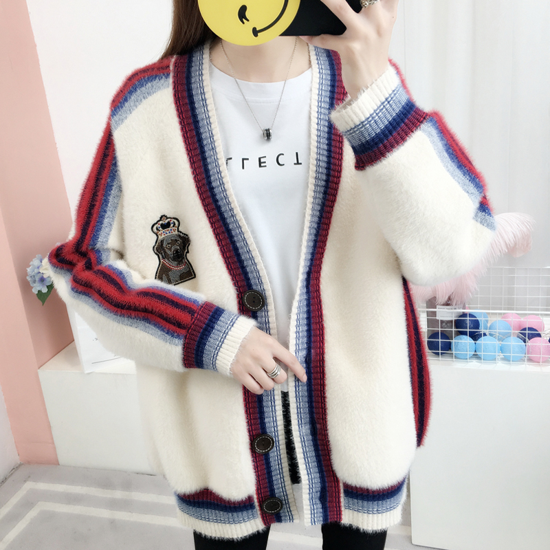 New spring mink sweater for women in 2020