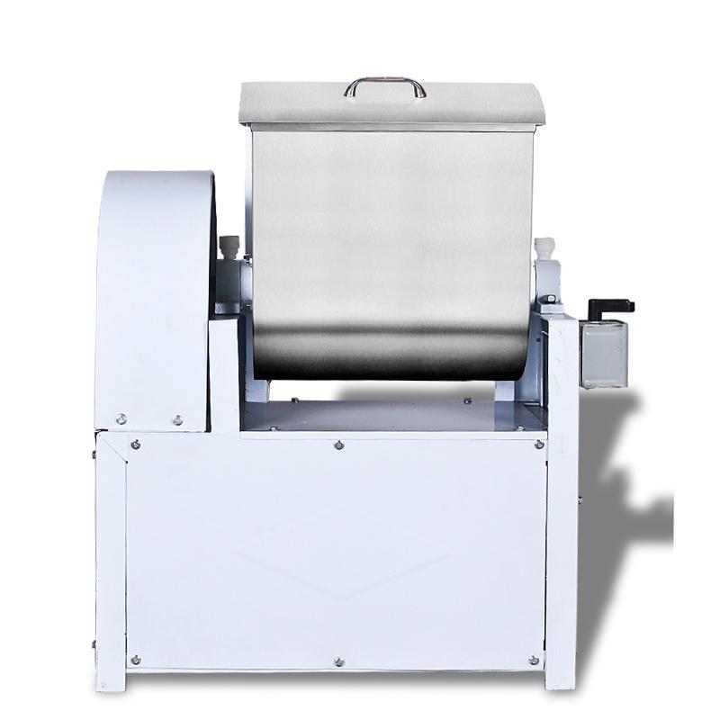 善友和面机商用15公斤不锈钢家用揉面机全自动25斤大型拌面搅拌机