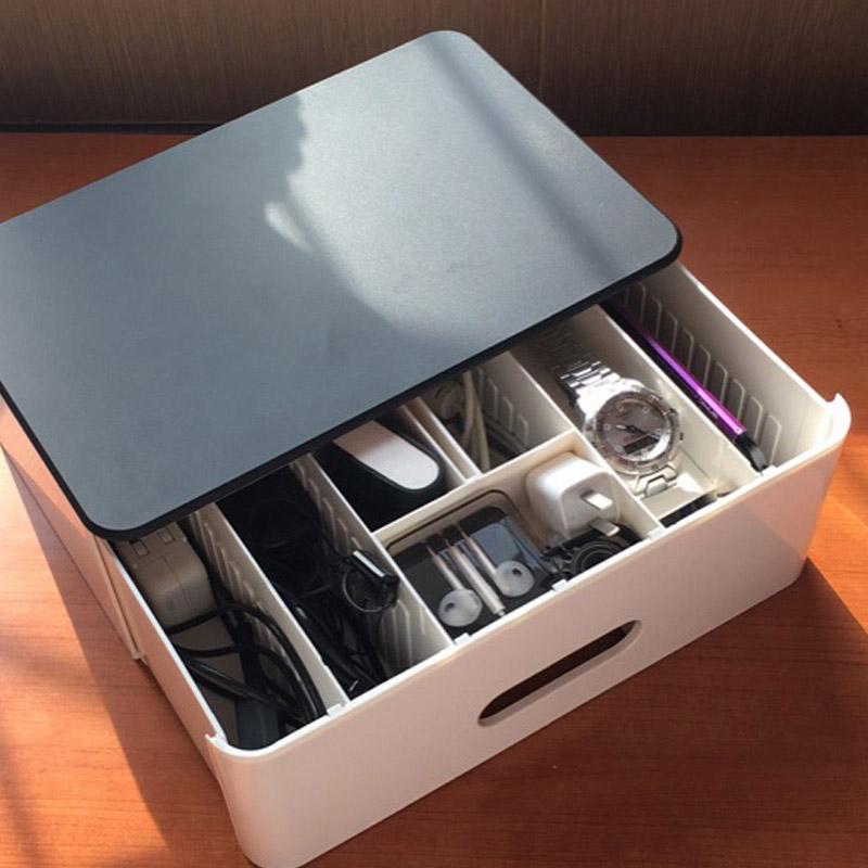 数据线收纳盒数码包苹果手机壳耳机u盘硬盘充电器电影线桌面整理