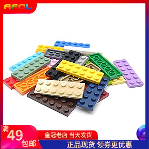 lego 3795 2x6黑379526浅灰基础板
