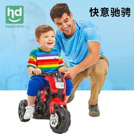 好孩子旗下HD小龙哈彼儿童电瓶电动车宝宝摩托车玩具电玩车童车