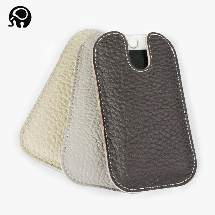小圆象iphone8手机包牛皮苹果7/8plus手机套直板i8保护套休闲皮套