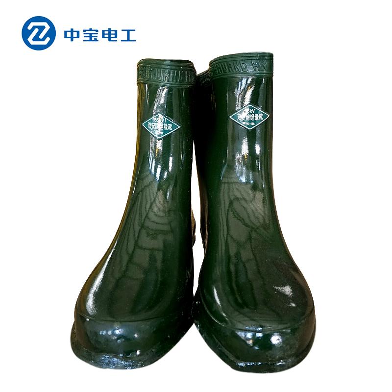 Ценный электрик Tianjin оба хорошие ботинки изоляции знака 35KV мирн полностью высокая Отжимает электрика сопротивления давления ботинок изоляции изолировать ботинки дождя