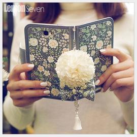 韩版皮套Phone x手机壳6s软壳全包七苹果7plus手提短链钱包女款8p图片