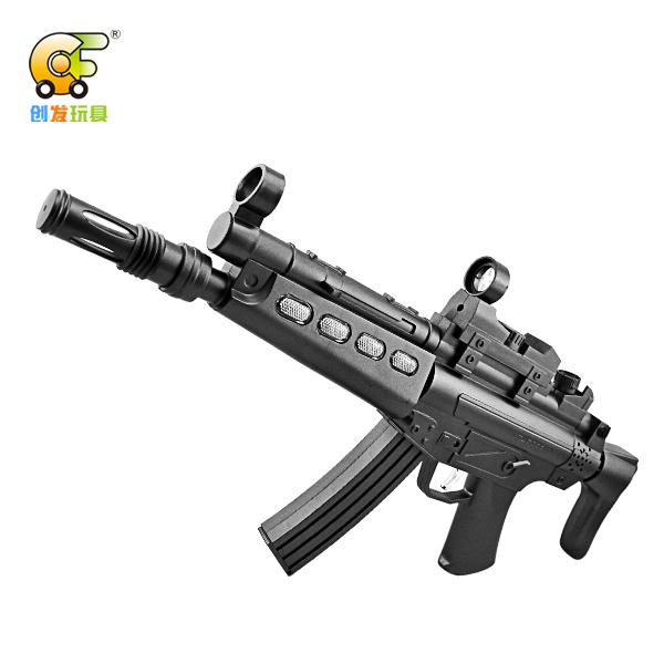 創發 M16電動槍玩具槍 聲光衝鋒槍 兒童玩具槍 狙擊槍 機關槍包郵