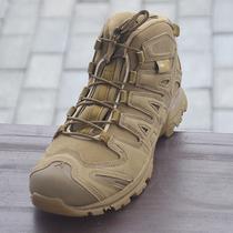 户外越野跑鞋轻便迷彩训练军鞋徒步鞋旅游透气登山鞋劳保秋冬男鞋