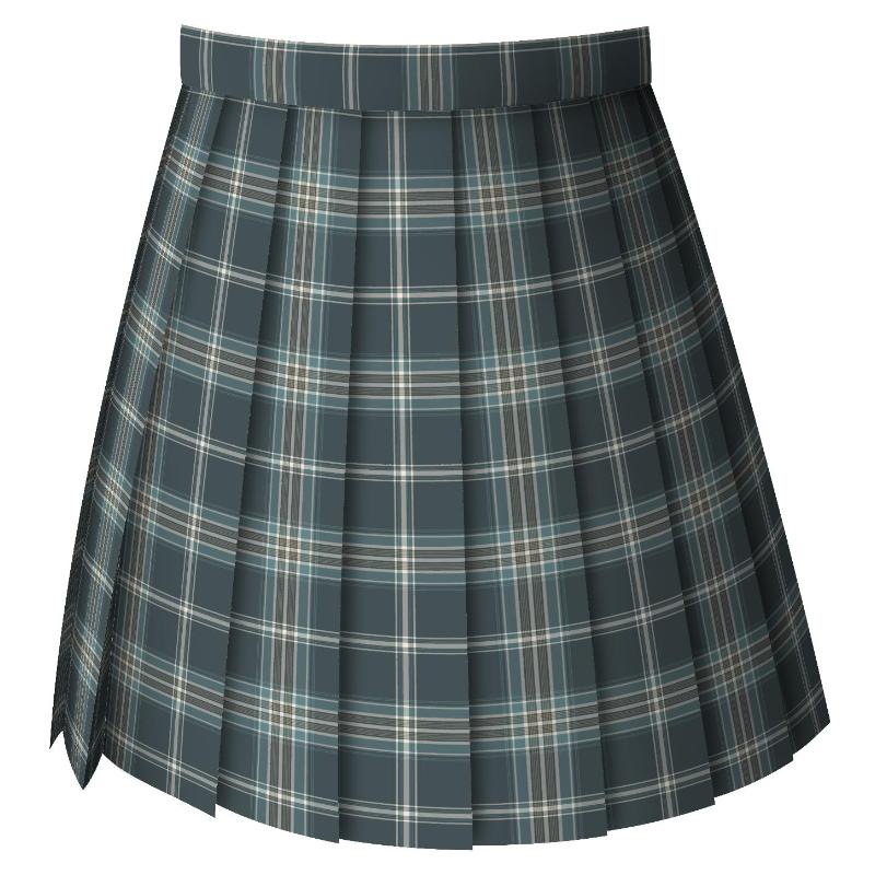 致青春JK原创正品【街茶】JK制服裙正版少女格子西式短