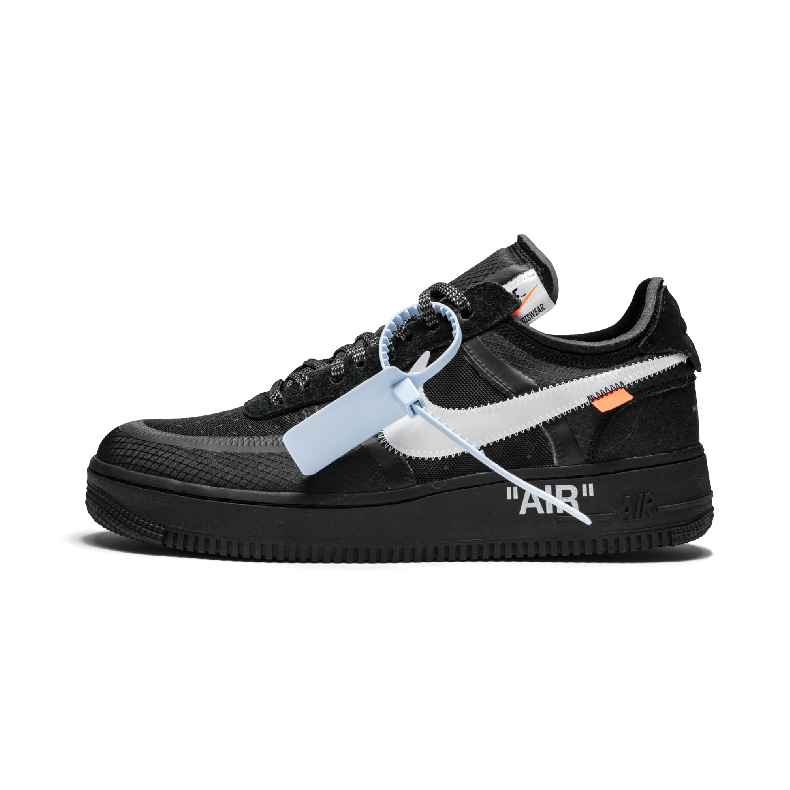 Replica Off White X Nike Air Force 1 Low White AO4606 100