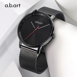 a.b.art瑞士男表爱彼雅手表潮触屏多功能腕表运动智能手表男abart