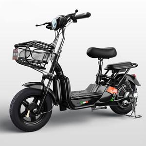雅迪新日爱玛绿源同款电动车小型电瓶车电动自行车成人代步车男女
